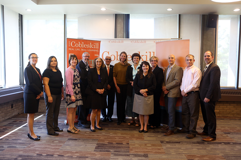 Suny Cobleskill Empire State College Sign Mba Transfer Agreement
