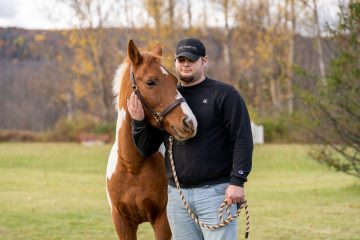 Therapeutic Horsemanship Veterans Program