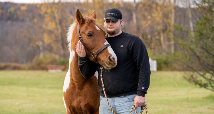 Therapeutic Horsemanship Veterans Program