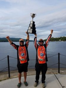 Wins Coming Fast and Furious for SUNY Cobleskill Bass