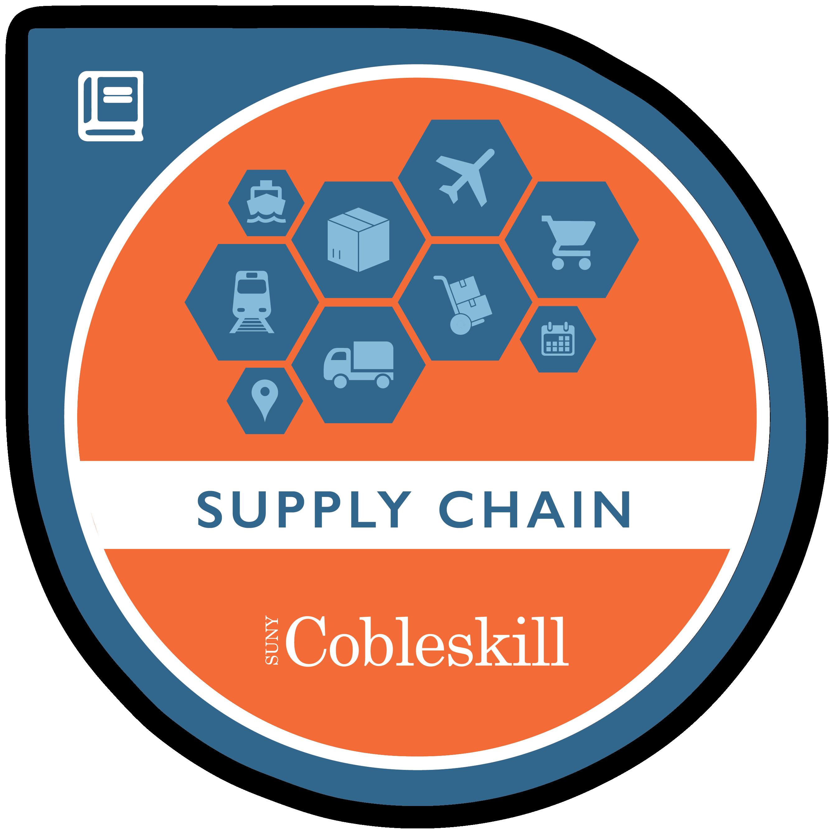Supply Chain Badge