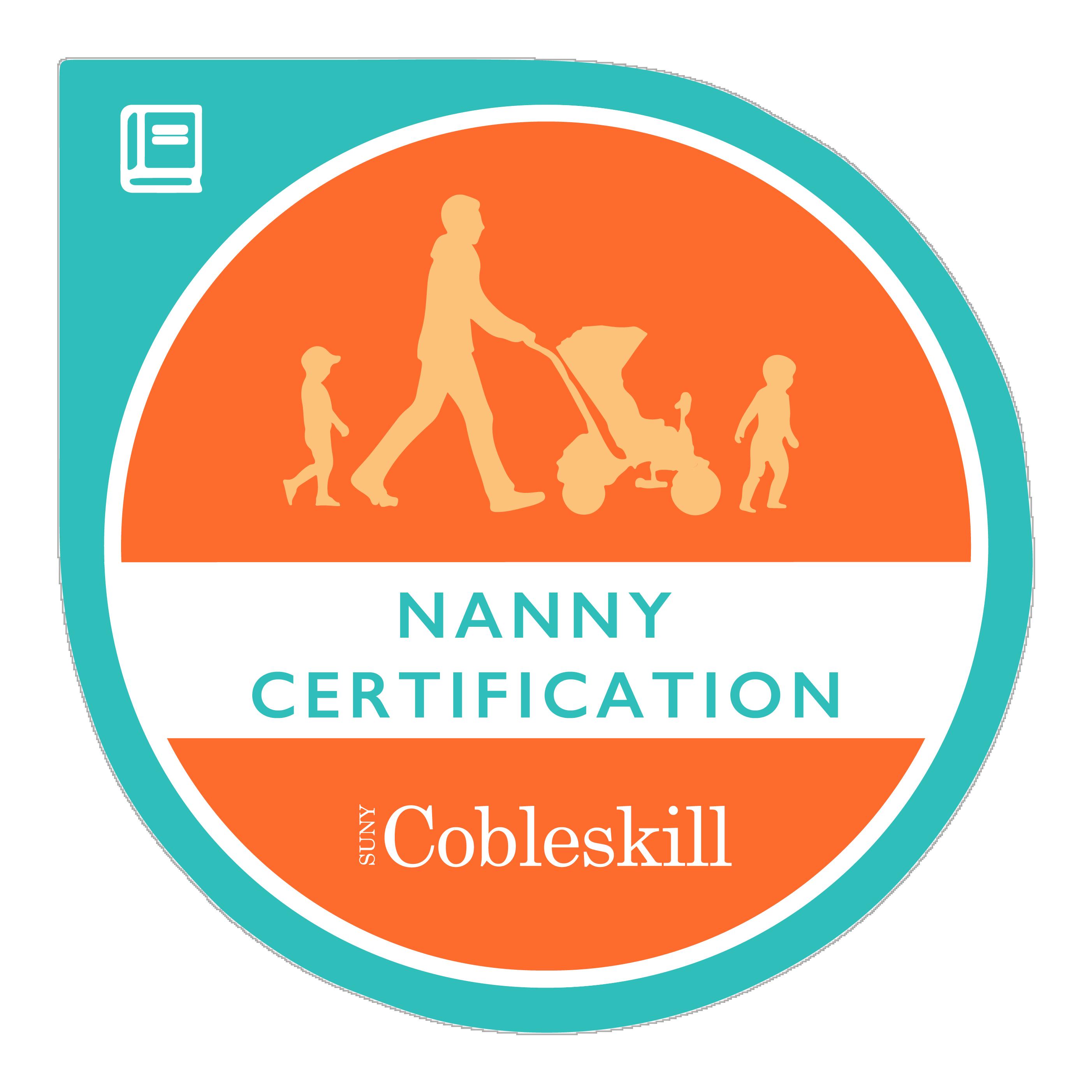 Nanny Badge