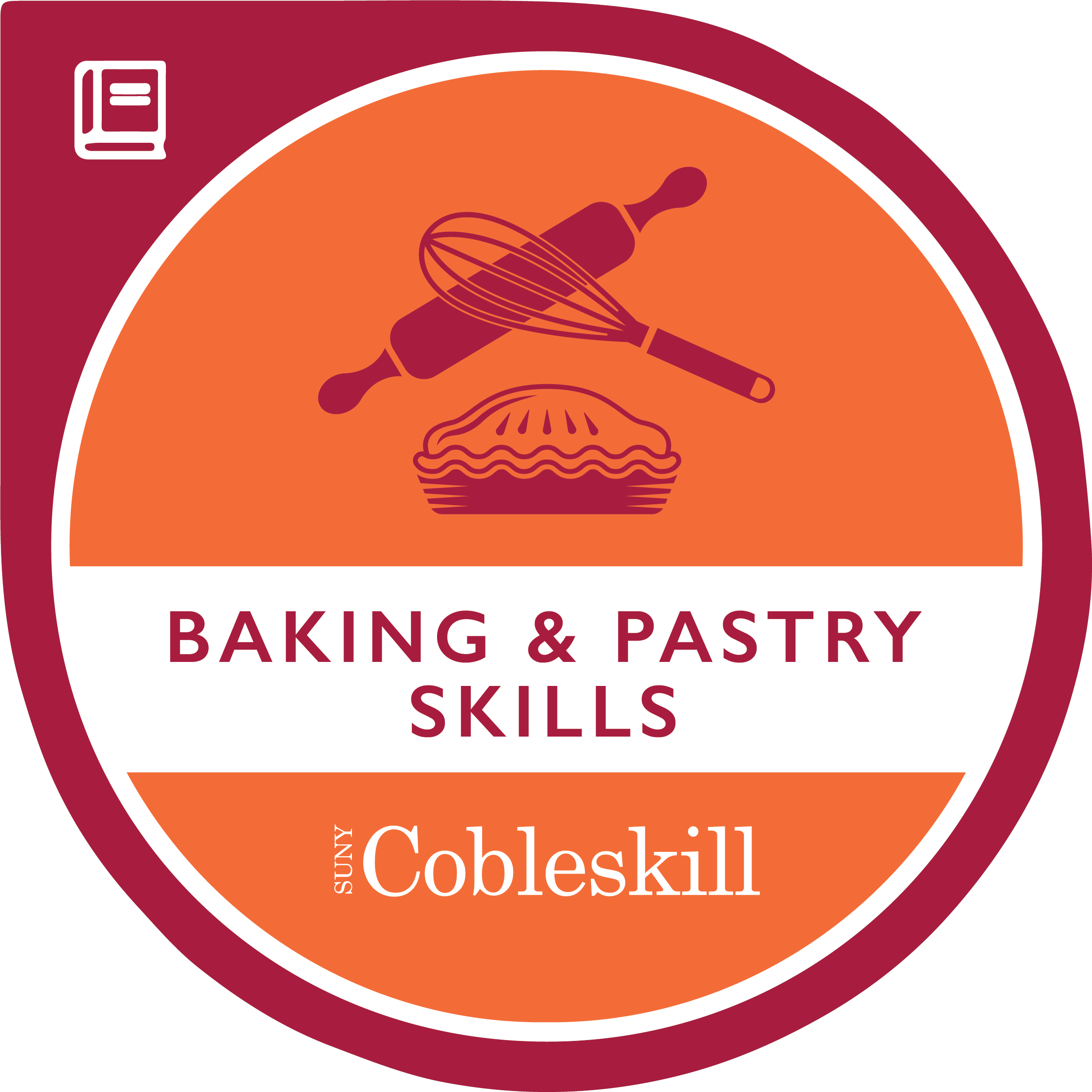 Baking & Pastry Badge