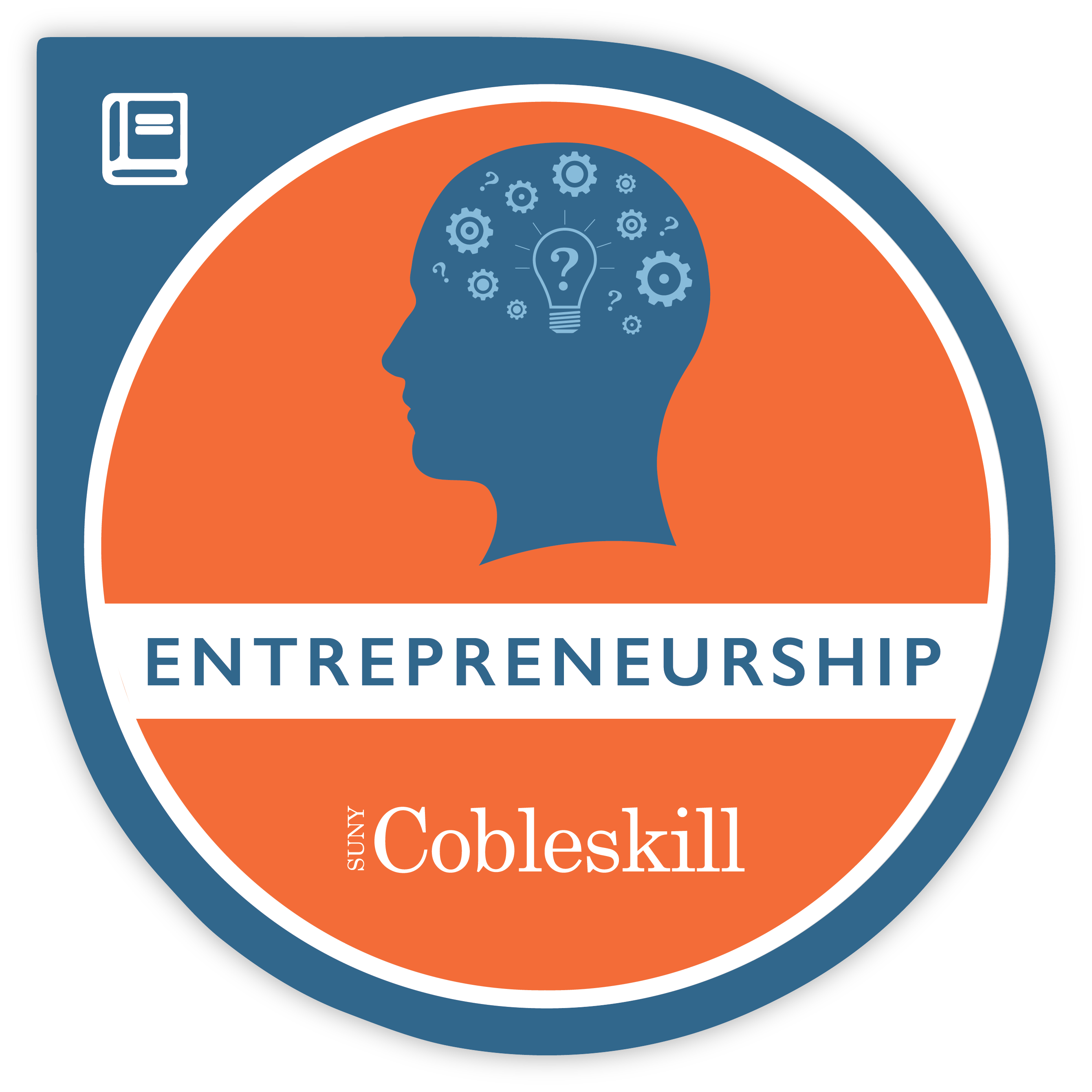 Entrepreneurship Micro-Credential Badge