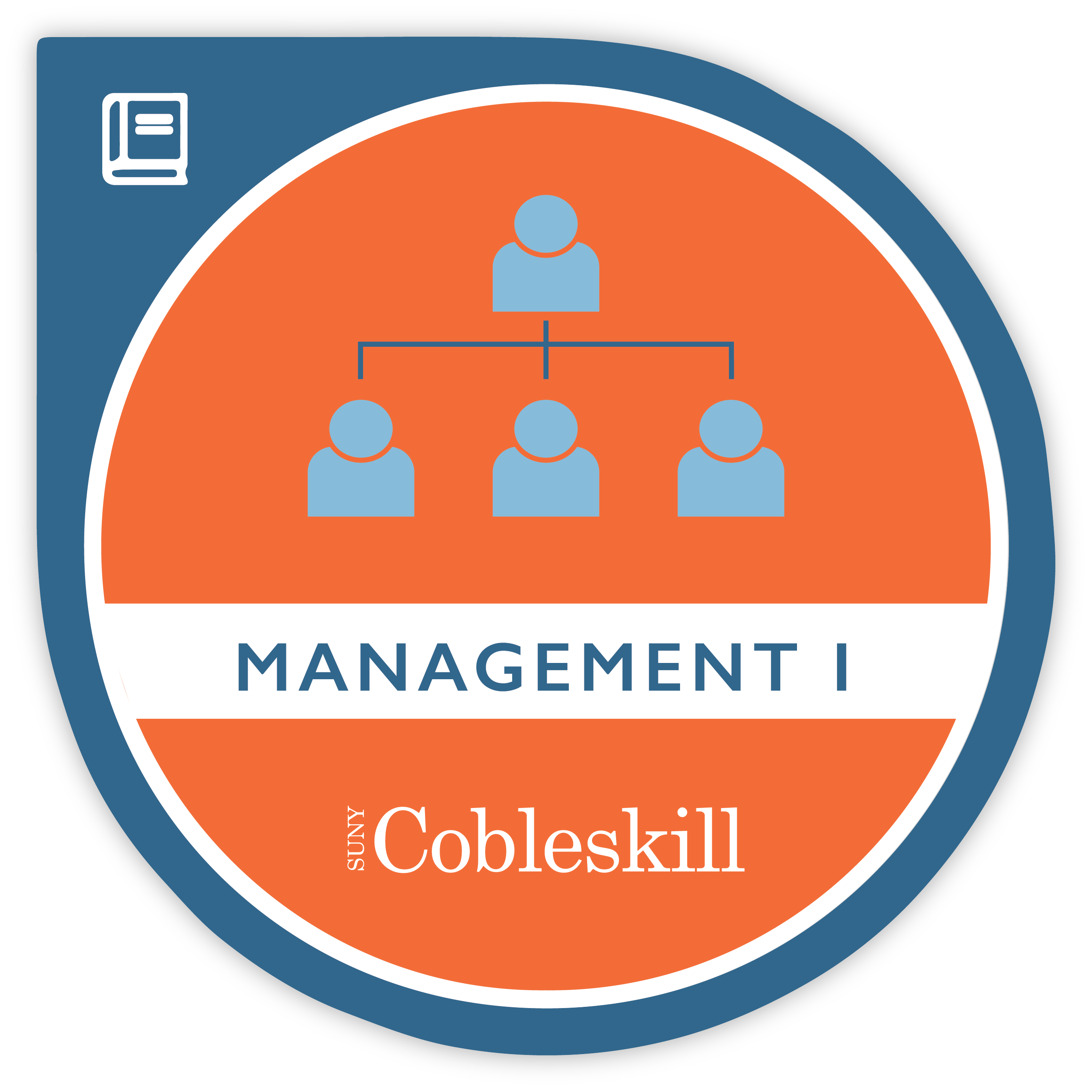 Management I Micro-Credential badge